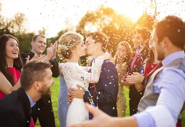 budgeting for your wedding